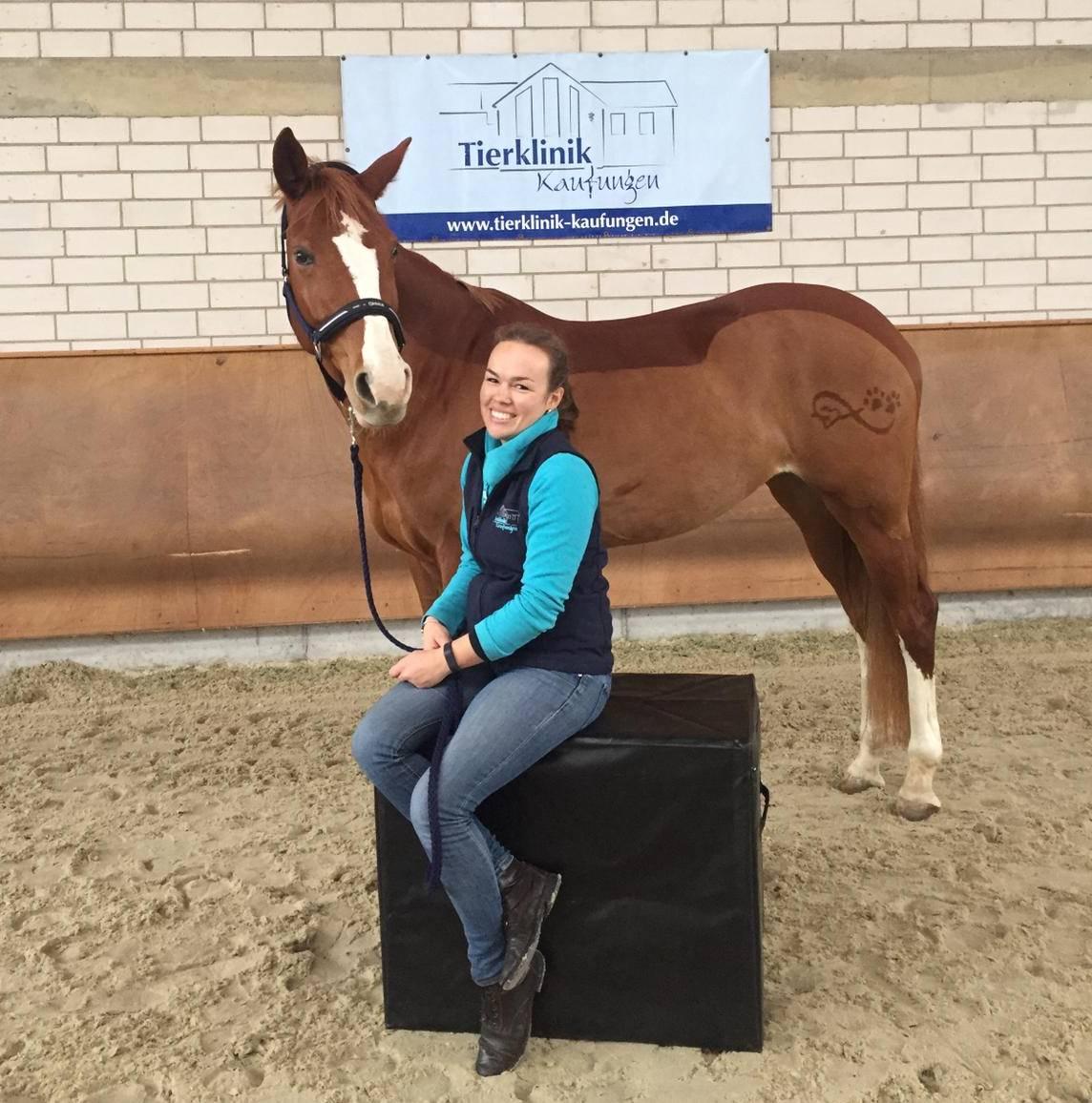 Unsere TFA Janina Osmers hat die Fortbildung zur DIPO Physiotherapeutin abgeschlossen