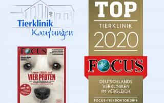 FOCUS Tierklinik Kaufungen TOP Tierklinik