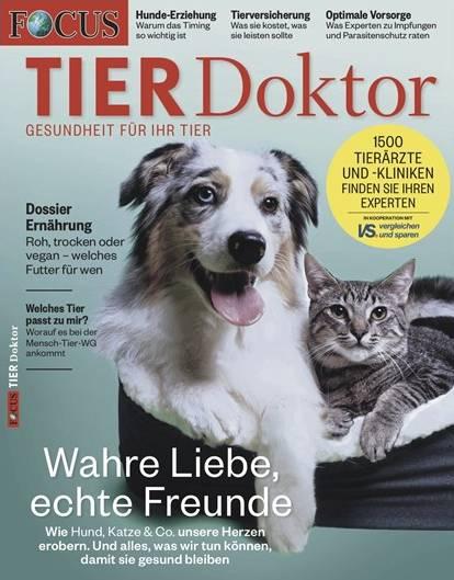 Focus TIERDoktor Cover